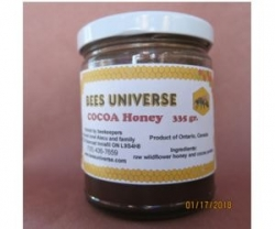 Cocoa Honey