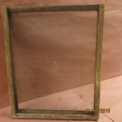 Screened Bottom Board - Used