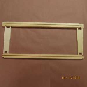 Unassembled Wooden Frames