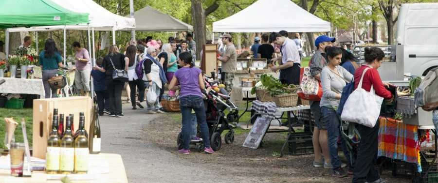DUFFERIN GROVE FM - all year round